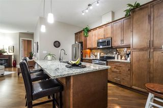 Photo 5: 446 6079 MAYNARD Way in Edmonton: Zone 14 Condo for sale : MLS®# E4218774