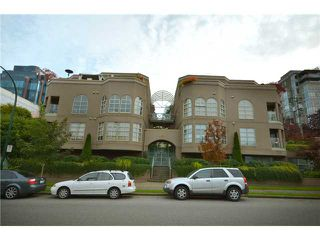 "Photo 1: 104 1082 W 8TH Avenue in Vancouver: Fairview VW Condo for sale in ""LA GALLERIA"" (Vancouver West)  : MLS®# V916450"
