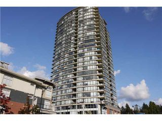 "Photo 1: # 1603 400 CAPILANO RD in Port Moody: Port Moody Centre Condo for sale in ""ARIA 2"" : MLS®# V934585"