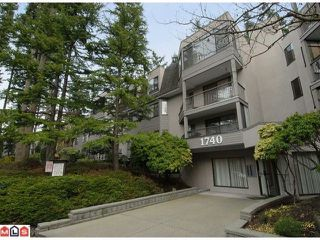 "Photo 1: # 211 1740 SOUTHMERE CR in Surrey: Sunnyside Park Surrey Condo for sale in ""Capstan Way -Spinnaker 11"" (South Surrey White Rock)  : MLS®# F1208526"