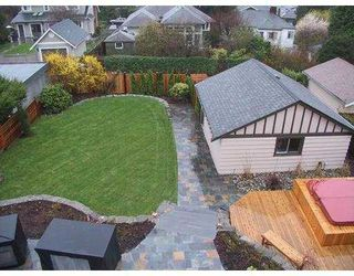 Photo 6: 1364 GORDON AVE in West Vancouver: Ambleside House for sale : MLS®# V803854