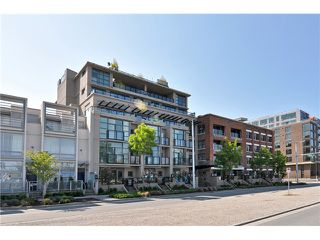"Photo 5: 404 388 W 1ST Avenue in Vancouver: False Creek Condo for sale in ""THE EXCHANGE"" (Vancouver West)  : MLS®# V1028659"
