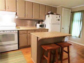 "Photo 3: 11 8420 ALASKA Road in Fort St. John: Fort St. John - City SE Manufactured Home for sale in ""PEACE COUNTRY MOBILE HOME PARK"" (Fort St. John (Zone 60))  : MLS®# N232167"