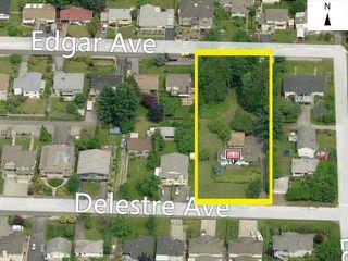"Photo 1: 965 DELESTRE Avenue in Coquitlam: Maillardville House for sale in ""MAILLARDVILLE"" : MLS®# V1042512"