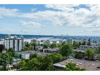 """Photo 13: 804 258 SIXTH Street in New Westminster: Uptown NW Condo for sale in """"258"""" : MLS®# V1056549"""