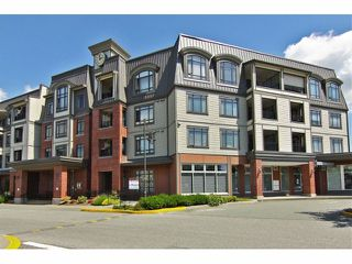 "Photo 1: 301 8880 202ND Street in Langley: Walnut Grove Condo for sale in ""THE RESIDENCES AT VILLAGE SQUARE"" : MLS®# F1409404"
