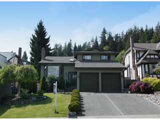 Photo 1: 466 ALOUETTE Drive in Coquitlam: Coquitlam East House for sale : MLS®# V1062558