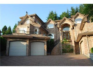 Photo 1: 2971 SKYRIDGE Court in Coquitlam: Westwood Plateau House for sale : MLS®# V1089277