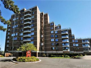 Photo 1: 213 225 Belleville Street in VICTORIA: Vi James Bay Condo Apartment for sale (Victoria)  : MLS®# 345926