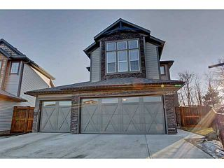 Main Photo: 368 TREMBLANT Way SW in Calgary: Springbank Hill Residential Detached Single Family for sale : MLS®# C3651109