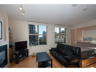 "Photo 4: 609 969 RICHARDS Street in Vancouver: Downtown VW Condo for sale in ""Mondrian II"" (Vancouver West)  : MLS®# V1108545"