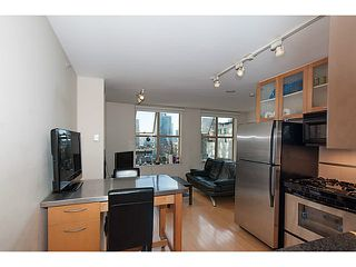 "Photo 11: 609 969 RICHARDS Street in Vancouver: Downtown VW Condo for sale in ""Mondrian II"" (Vancouver West)  : MLS®# V1108545"