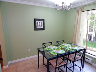 """Photo 7: 18 365 GINGER Drive in New Westminster: Fraserview NW Condo for sale in """"FRASER MEWS"""" : MLS®# V1121298"""