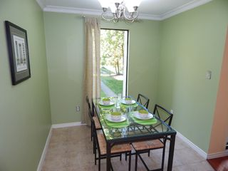 """Photo 8: 18 365 GINGER Drive in New Westminster: Fraserview NW Condo for sale in """"FRASER MEWS"""" : MLS®# V1121298"""