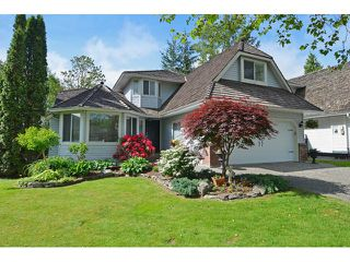 "Photo 1: 21510 83B Avenue in Langley: Walnut Grove House for sale in ""Forest Hills"" : MLS®# F1442407"