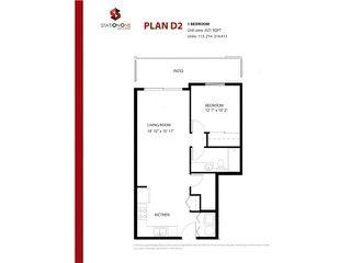 "Photo 2: 413 12070 227 Street in Maple Ridge: East Central Condo for sale in ""STATIONONE"" : MLS®# V1127944"