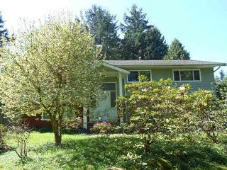 """Photo 2: 3283 140 Street in Surrey: Elgin Chantrell House for sale in """"Elgin"""" (South Surrey White Rock)  : MLS®# F1447046"""