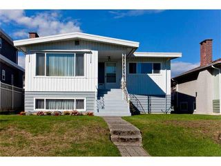 Main Photo: 2713 E 57TH AVENUE in : Fraserview VE House for sale : MLS®# V852446