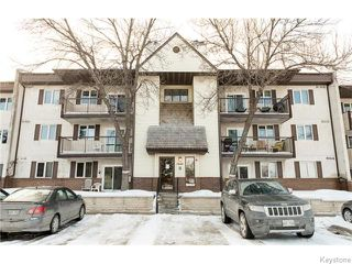Photo 1: 1044 Bairdmore Boulevard in Winnipeg: Fort Garry / Whyte Ridge / St Norbert Condominium for sale (South Winnipeg)  : MLS®# 1603918