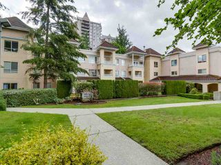 Main Photo: 107 515 WHITING Way in Coquitlam: Coquitlam West Condo for sale : MLS®# R2073119