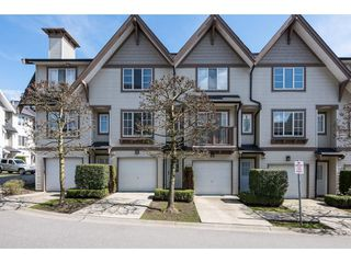 "Photo 2: 24 20540 66 Avenue in Langley: Willoughby Heights Townhouse for sale in ""AMBERLEIGH"" : MLS®# R2152638"