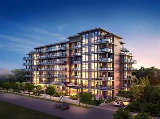 """Main Photo: 801 711 BRESLAY Street in Coquitlam: Central Coquitlam Condo for sale in """"NOVELLA"""" : MLS®# R2154479"""