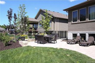 Photo 19: 10 Erin Woods Road in Winnipeg: Bridgwater Forest Residential for sale (1R)  : MLS®# 1713017