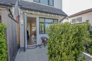 "Photo 18: 5757 ST. GEORGE Street in Vancouver: Fraser VE Townhouse for sale in ""ST. GEORGE"" (Vancouver East)  : MLS®# R2172060"