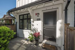 """Photo 19: 5757 ST. GEORGE Street in Vancouver: Fraser VE Townhouse for sale in """"ST. GEORGE"""" (Vancouver East)  : MLS®# R2172060"""