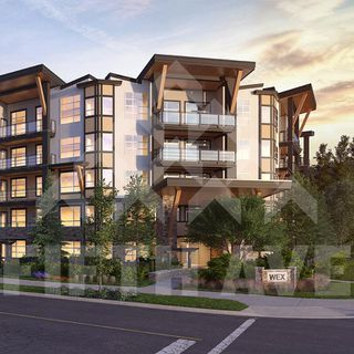 """Photo 1: 215 20829 77A Avenue in Langley: Willoughby Heights Condo for sale in """"THE WEX"""" : MLS®# R2185452"""