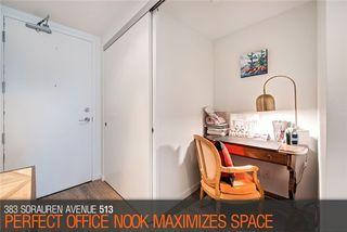 Photo 12: 383 Sorauren Ave Unit #513 in Toronto: Roncesvalles Condo for sale (Toronto W01)  : MLS®# W3911150