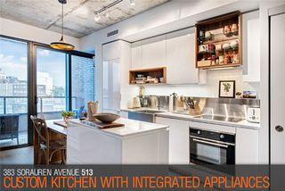 Photo 8: 383 Sorauren Ave Unit #513 in Toronto: Roncesvalles Condo for sale (Toronto W01)  : MLS®# W3911150