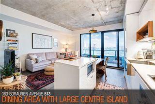 Photo 6: 383 Sorauren Ave Unit #513 in Toronto: Roncesvalles Condo for sale (Toronto W01)  : MLS®# W3911150