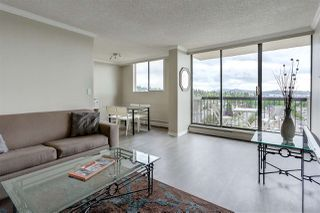"Photo 4: 1507 145 ST. GEORGES Avenue in North Vancouver: Lower Lonsdale Condo for sale in ""TALISMAN TOWERS"" : MLS®# R2203430"