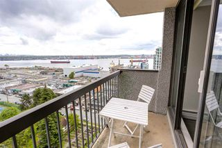 "Photo 7: 1507 145 ST. GEORGES Avenue in North Vancouver: Lower Lonsdale Condo for sale in ""TALISMAN TOWERS"" : MLS®# R2203430"