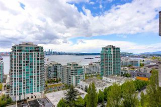 "Photo 9: 1507 145 ST. GEORGES Avenue in North Vancouver: Lower Lonsdale Condo for sale in ""TALISMAN TOWERS"" : MLS®# R2203430"