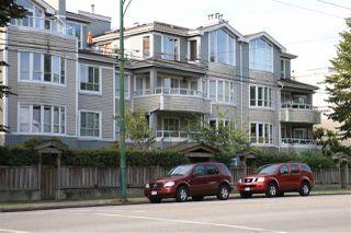 Photo 1: 202 3220 W 4TH Avenue in Vancouver: Kitsilano Condo for sale (Vancouver West)  : MLS®# R2204725