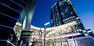 Photo 2: 305 10688 140 Street in Surrey: Whalley Condo for sale (North Surrey)  : MLS®# R2225725