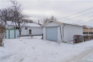 Photo 20: 223 Newman Avenue West in Winnipeg: West Transcona Residential for sale (3L)  : MLS®# 1730555