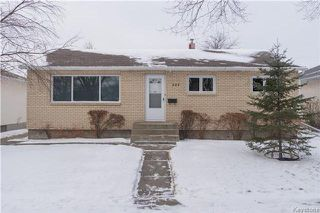 Photo 1: 223 Newman Avenue West in Winnipeg: West Transcona Residential for sale (3L)  : MLS®# 1730555