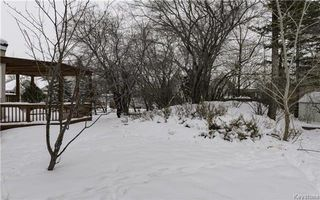 Photo 20:  in Winnipeg: Assiniboine Woods Residential for sale (1F)  : MLS®# 1800004