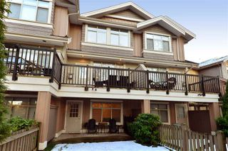 "Photo 18: 19 15151 34 Avenue in Surrey: Morgan Creek Townhouse for sale in ""SERENO"" (South Surrey White Rock)  : MLS®# R2238902"