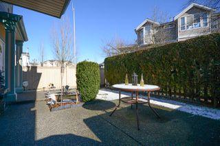 "Photo 25: 45 22800 WINDSOR Court in Richmond: Hamilton RI Townhouse for sale in ""PARC SAVANNAH"" : MLS®# R2241077"