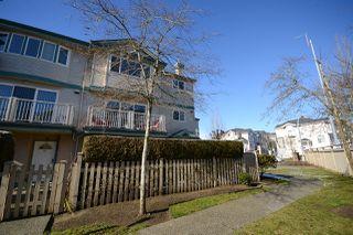 "Photo 1: 45 22800 WINDSOR Court in Richmond: Hamilton RI Townhouse for sale in ""PARC SAVANNAH"" : MLS®# R2241077"