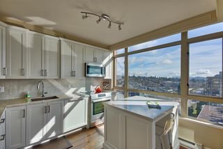 Photo 10: 1502 160 W KEITH Road in North Vancouver: Central Lonsdale Condo for sale : MLS®# R2243930