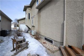 Photo 18: 48 Chadwick Crescent in Winnipeg: Canterbury Park Residential for sale (3M)  : MLS®# 1807939