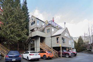 "Photo 1: 3 2219 SAPPORO Drive in Whistler: Whistler Creek Condo for sale in ""GONDOLA VILLAGE"" : MLS®# R2256937"