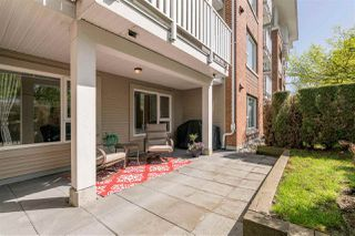 "Photo 3: 110 4723 DAWSON Street in Burnaby: Brentwood Park Condo for sale in ""Collage"" (Burnaby North)  : MLS®# R2261958"