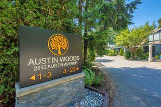 "Photo 20: 15 2590 AUSTIN Avenue in Coquitlam: Coquitlam East Townhouse for sale in ""AUSTIN WOODS"" : MLS®# R2286853"
