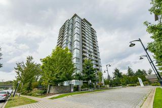"Photo 1: 1102 555 DELESTRE Avenue in Coquitlam: Coquitlam West Condo for sale in ""CORA"" : MLS®# R2307362"